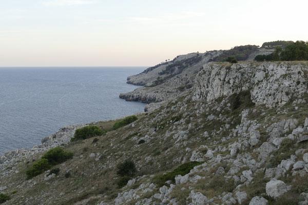 Die Küste vom Salento