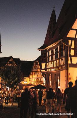 Lange Einkaufsnacht Michelstadt