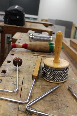 Perkussionsinstrumente