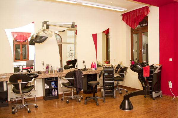 Hier wird frisiert: im HairEck No.1 - Ihrem Friseur in Leipzig Reudnitz