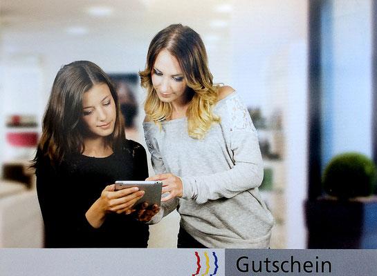Gutscheine für eine Frisurenberatung erhalten Sie im HairEck No.1 - Ihrem Friseur in Leipzig Reudnitz