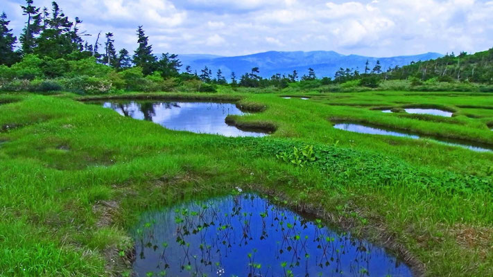 Mont Komagatake Akita Tohoku