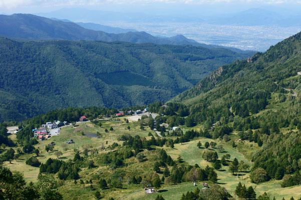 Montagnes et vallées de Takayama Nagano