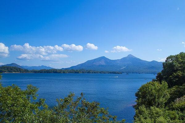 Lac Hibahara Fukushima Tohoku