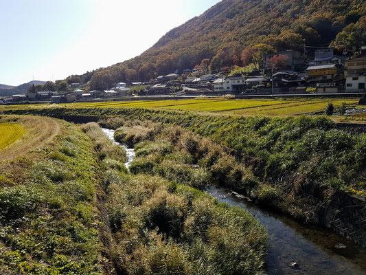 Village et plaine de Sasayama Hyogo