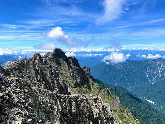 Montagnes de Nagano