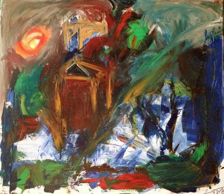 Werk von Philipp Abu Gabanu