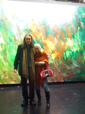 Philipp mit Jacqueline