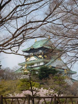 Schloß Osaka