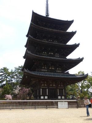 Kofukuji-Tempel