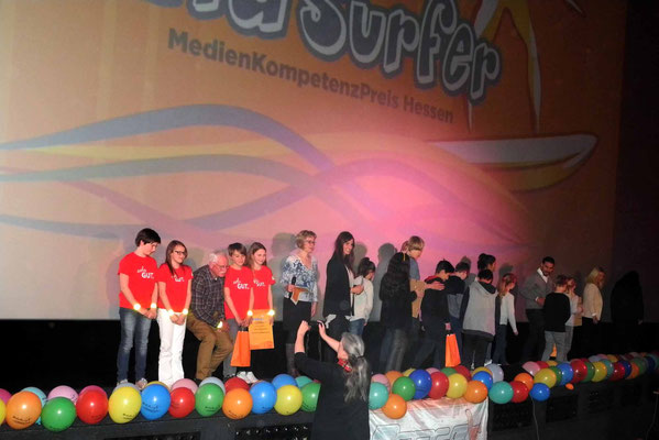Teilnehmer der Gruppe zwei; 6 - 10 Jahre
