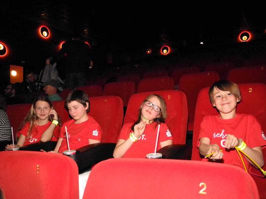 Wir vier vom Blogger-Team Breitenbach