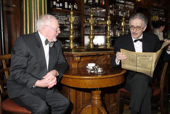 Peter Klüver und José Daporta