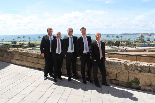 Konzertreise nach Mallorca 31.03.-04.04.2016