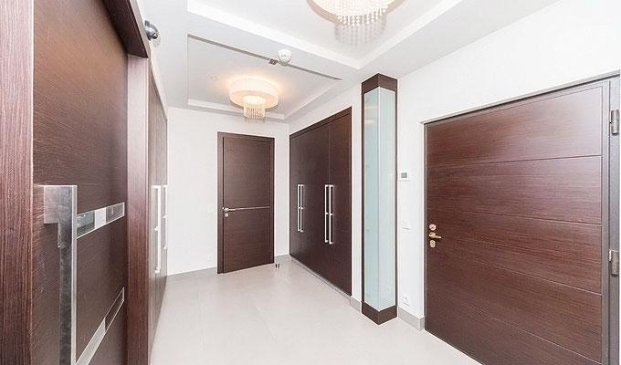 ID 066 Пресненская наб. 12 - четырехкомнатный апартамент в башне Федерация в аренду.