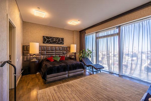 ID 031 Башня Москва - 3х комнатный апартамент на аренду.