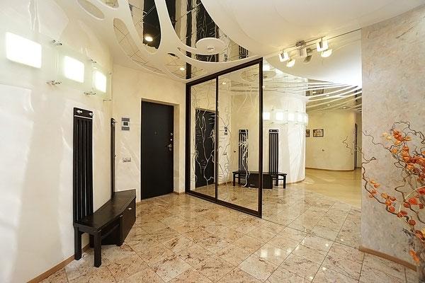 ID 1579 Мосфильмовская дом 70к7 - продажа пятикомнатной квартиры.