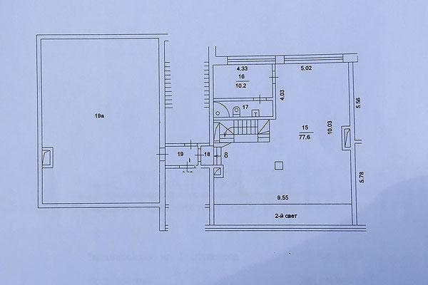 ID 1694 1-ый Обыденский переулок дом 5 - продажа пентхауса без отделки.