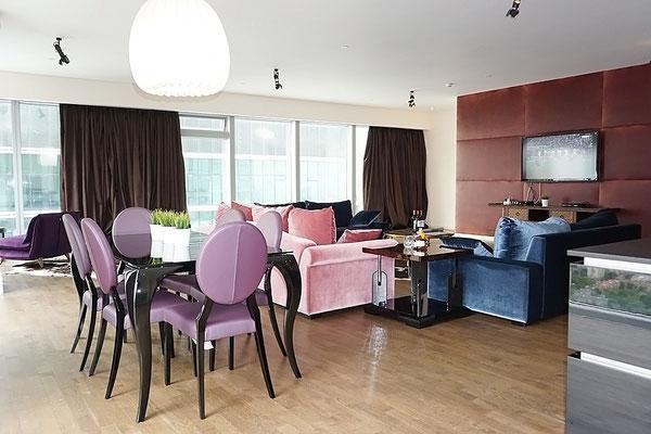 ID 056 Пресненская набережная 8 - престижные апартаменты в аренду ЖК Город Столиц.``
