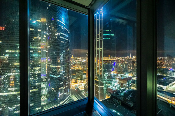 ID 029 Башня Москва - 3х комнатный апартамент на аренду.