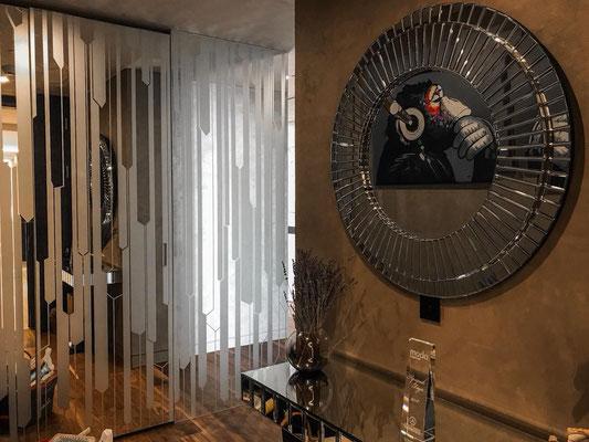 "ID O036 Москва-Сити башня ""ОКО"" - Двухкомнатный апартамент в аренду."