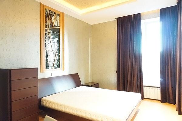 ID 1439 Мосфильмовская дом 70к4 - Четырехкомнатная квартира на продажу.