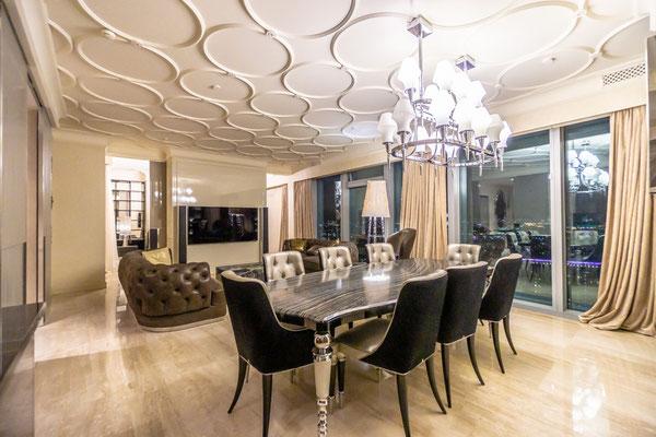 ID 039 Башня Санкт Петербург 28 эт - 2х комнатный апартамент в аренду.