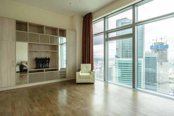 ID 076 Башня Москва 3х комнатный апартамент в аренду.