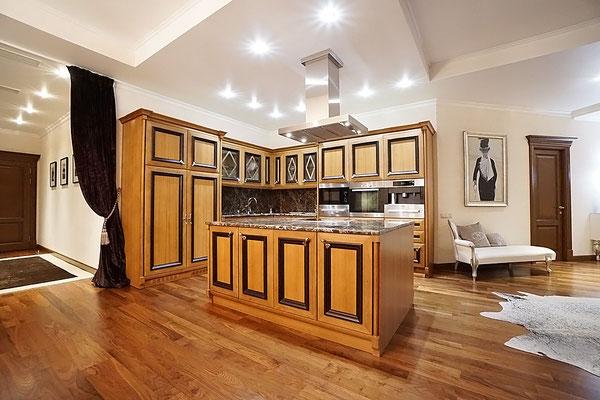 ID 0418 ЖК Парк Палас - Четырехкомнатная  квартира в аренду, Хилков переулок дом 1.