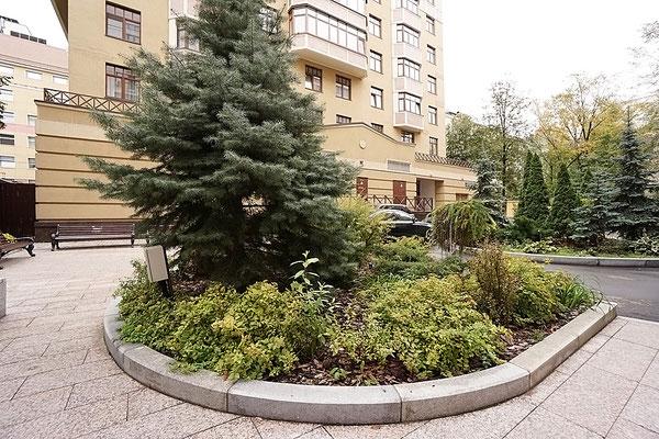 ID 0424 3-я Тверская-Ямская ул., 25 - четырехкомнатный пентхаус в аренду.