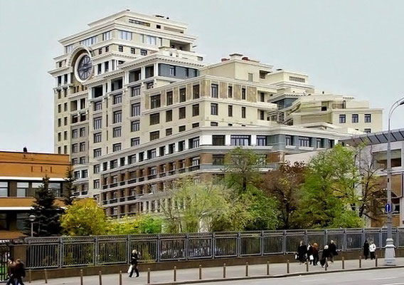 ID 2054 Большая Якиманка дом 22 - ЖК Коперник - аренда и продажа квартир.