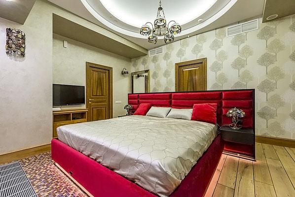 ID M094  Башня Меркурий - двухкомнатный апартамент в аренду на длительный срок.