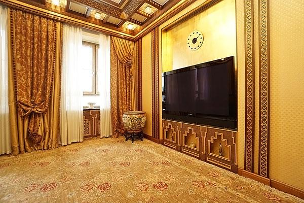 ID 0413 ЖК Золотые ключи-2 - четырехкомнатная квартира в аренду.