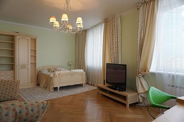 ID 0566 Комсомольский проспект 32 Пятикомнатная квартира в аренду ЖК Камелот.