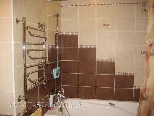 ID 0222 ЖК Атлант, на ул., Милашенкова дом 1 - двухомнатная квартира в аренду.
