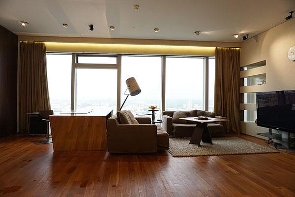 """ID 073 Москва-Сити башня """"Санкт-Петербург"""" - престижный апартамент в аренду на длительный срок!"""