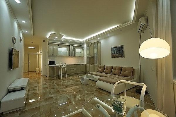 ID 0224 Ленинградское шоссе 25 - квартира студия в аренду.