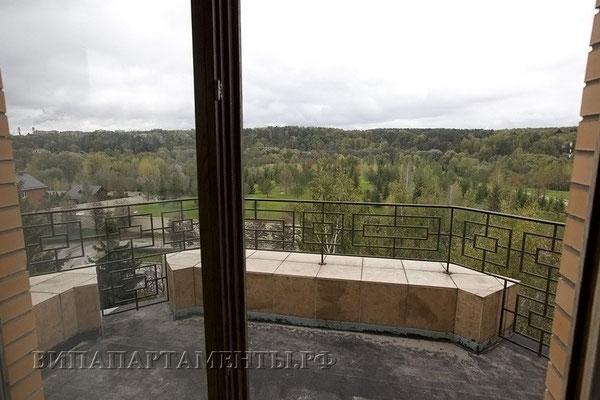 ID 0583 Сколково ул. Новая дом 10 - двухуровневая квартира в аренду.