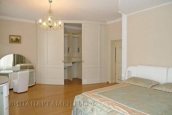 ID 0580 Чапаевский переулок 3 - аренда пятикомнатной квартиры.