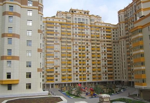ID 2057 ЖК Доминион аренда и продажа квартир ул., Ломоносовский проспект 25.