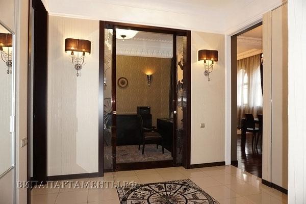 ID 0575 Гоголевский бульвар 29 - Пятикомнатная квартира в аренду на длительный срок.