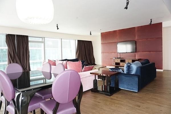ID 056 Пресненская набережная 8 - престижные апартаменты в аренду ЖК Город Столиц.