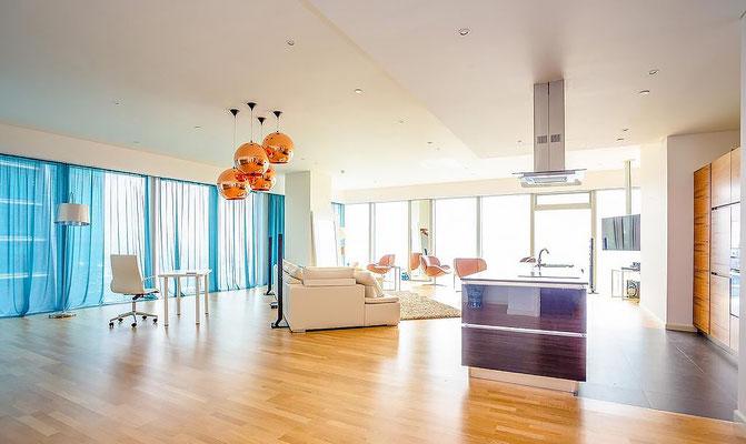 ID 038 Город Столиц - Башня Москва - престижный апартамент в аренду.