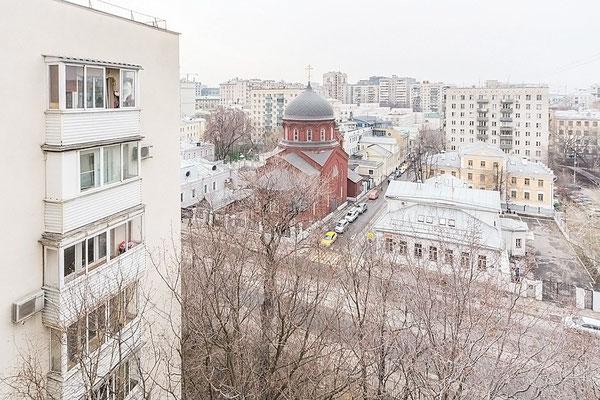 ID 0174 Новокузнецкая 35/37 стр 1 - квартира студия в аренду.