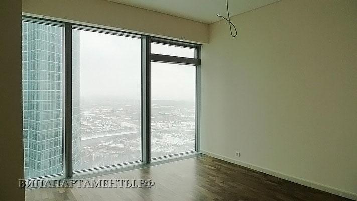 Москва-сити башня Москва - аренда апартаментов от 183 кв. м., 187 кв. м.,