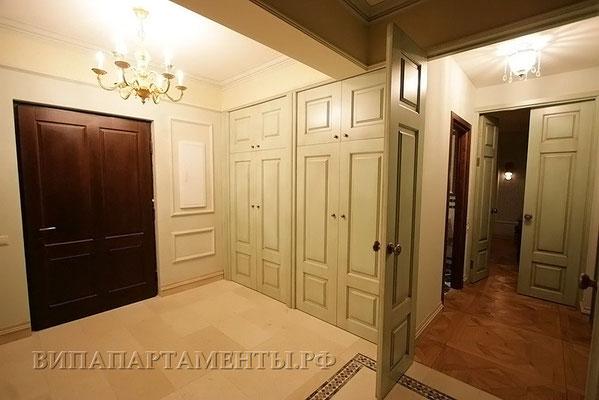 ID 079 Москва-Сити башня Федерация апартамент в аренду.