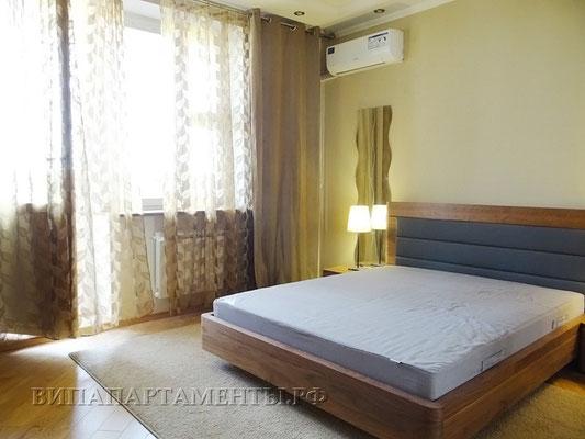 ID 0233 ЖК Мичуринский 16 - аренда двухкомнатной квартиры.