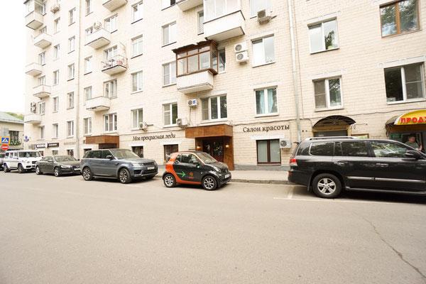 ID 0202 Малый Патриарший переулок 3 - двухкомнатная квартира в аренду.