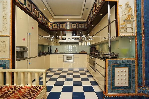 ID 1436 ЖК Золотые ключи-2 - Продажа четырехкомнатной квартиры.