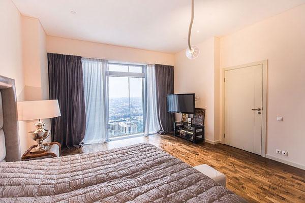 ID 030 Башня Москва - 3х комнатный апартамент на аренду.